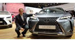 Novità Lexus a Parigi 2018: intervista a Fabio Capano - Immagine: 1