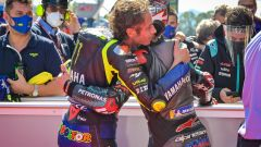 "Quartararo su Rossi: ""Vorrei essere come lui"""
