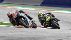 Rossi lascia la Yamaha, al suo posto Quartararo