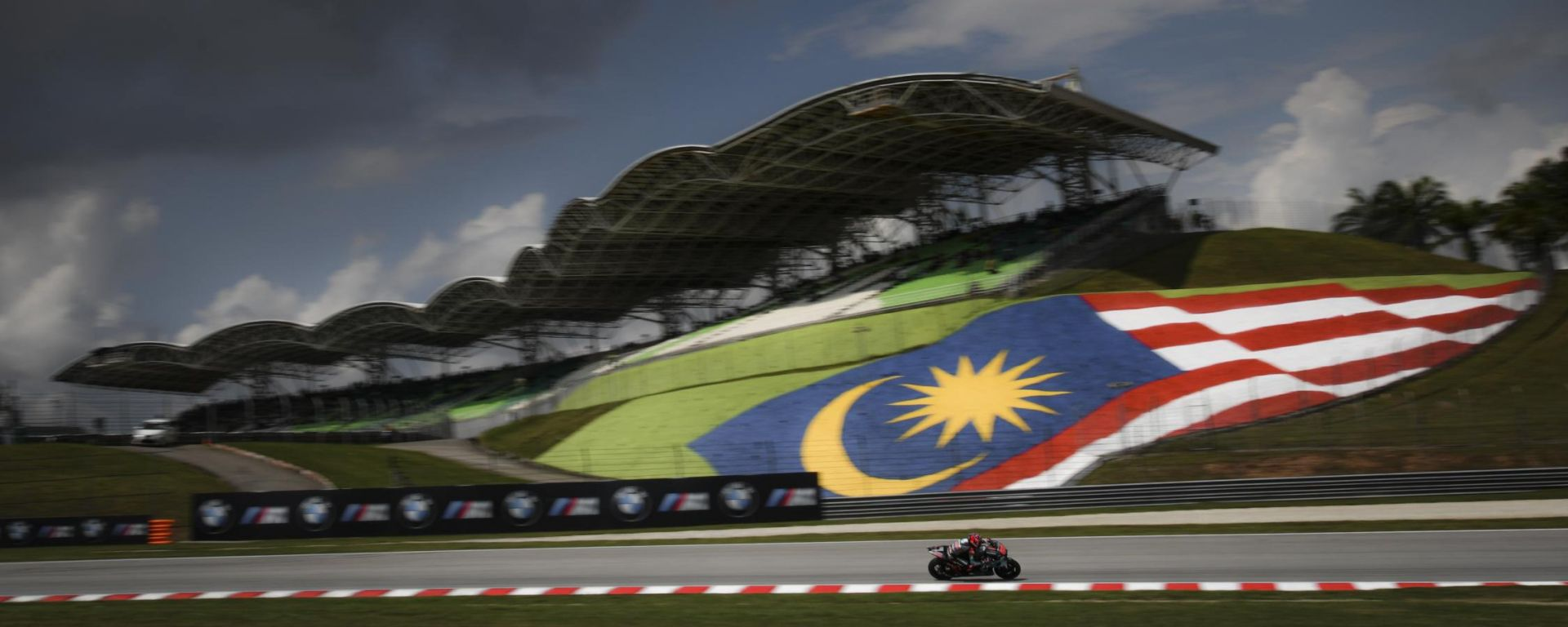 Fabio Quartararo impegnato nel weekend del GP della Malesia 2019