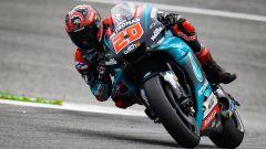 MotoGP Silverstone, FP1: Quartararo davanti a Marquez