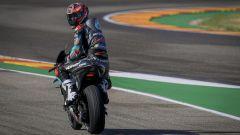 Fabio Quartararo (Yamaha) al Gran Premio di Aragona 2019 MotoGP