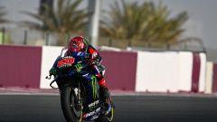 MotoGP Doha 2021, FP3: Quartararo primo dopo la tempesta