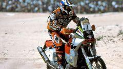 Fabrizio Meoni vince la sua seconda