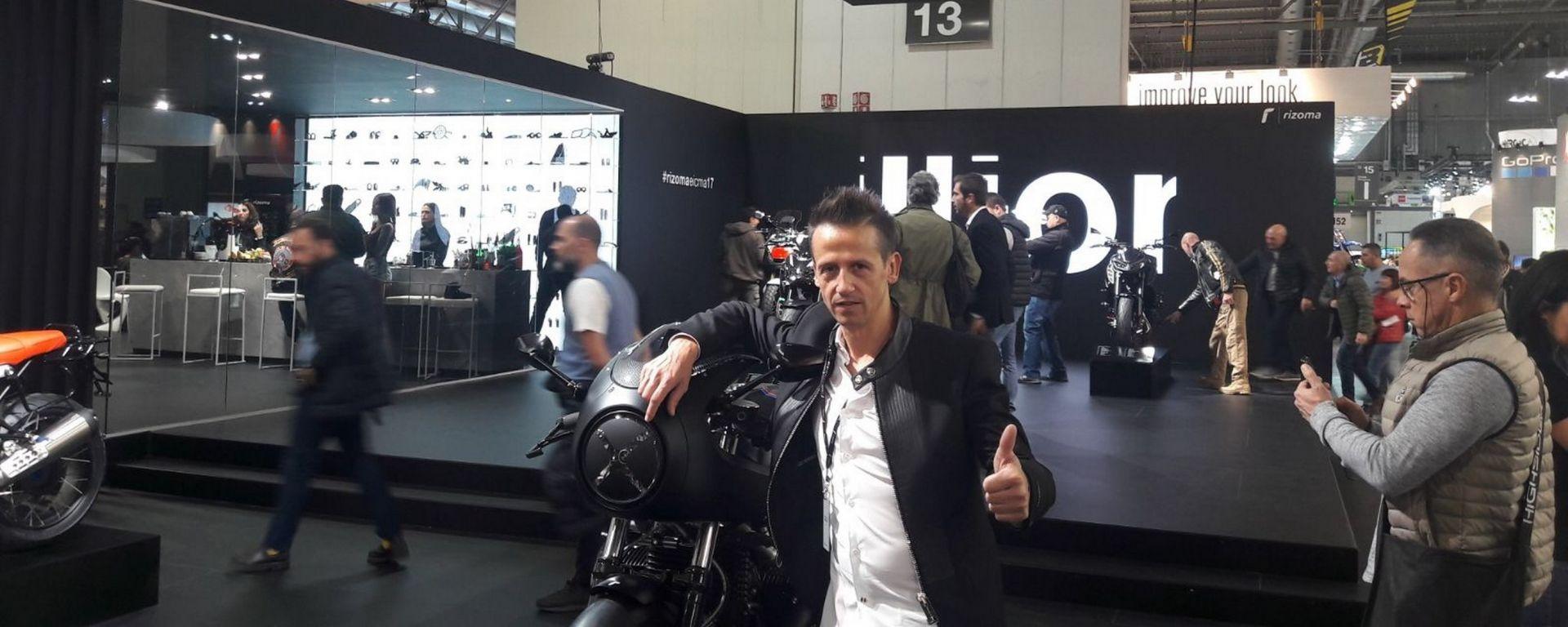 Fabrizio Rigolio, CEO di Rizoma