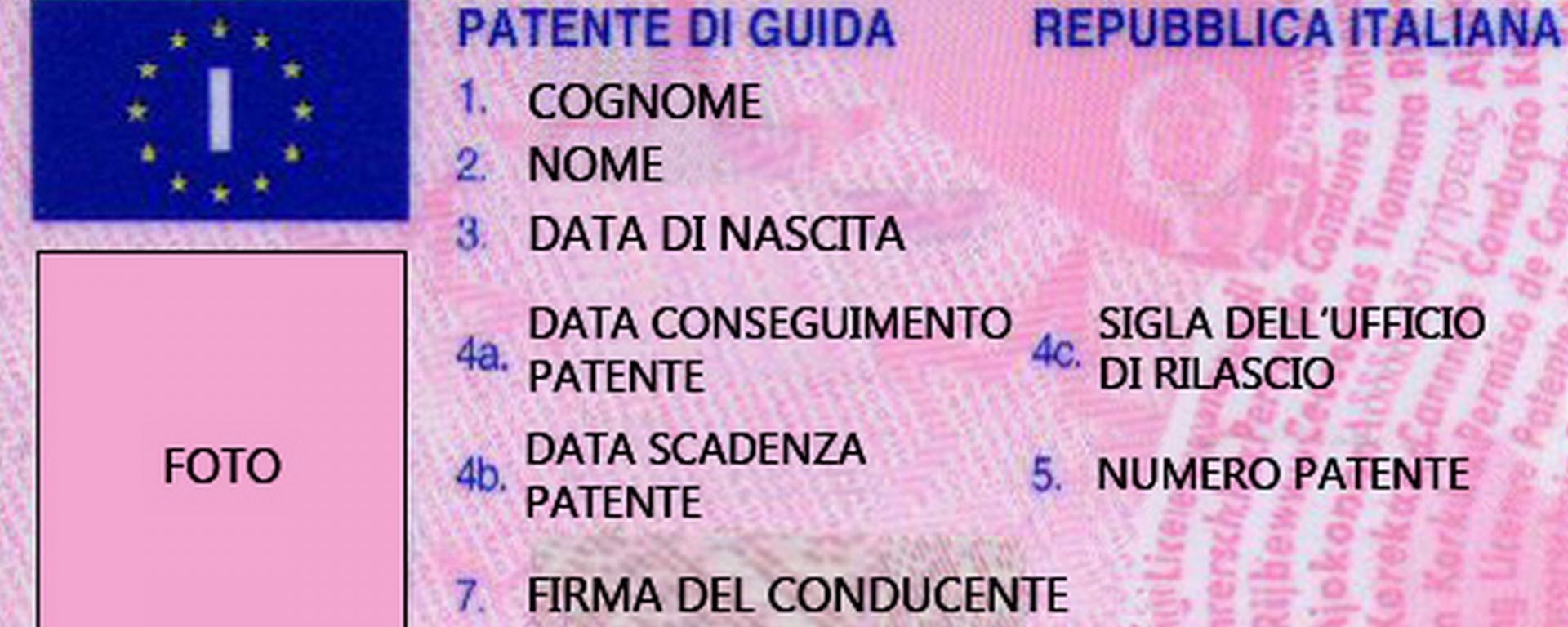 Facciamo chiarezza:la patente vale come documento di riconoscimento?