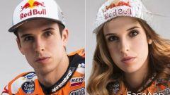 FaceApp, da Alex a Alexandra Marquez (Honda)