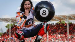 FaceApp, i piloti della MotoGP al femminile