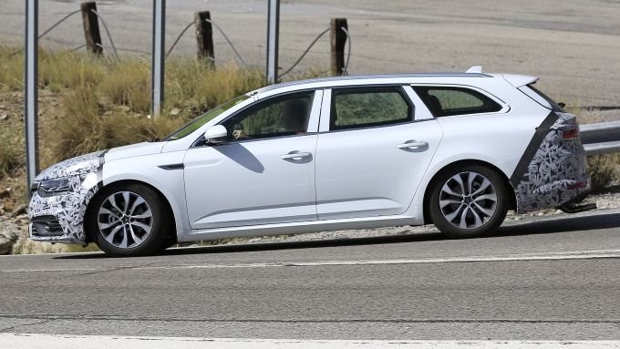 Facelift di Renault Talisman