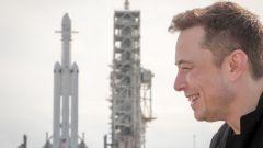 Falcon Heavy, il video promozionale di SpaceX