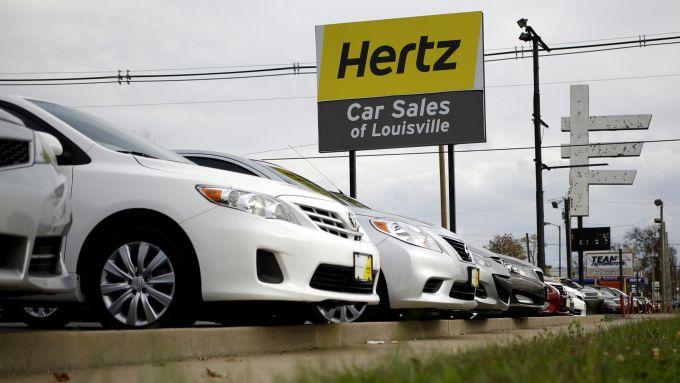 Fallimento Hertz, rischio svendita in blocco della flotta auto