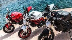 Famiglia Ducati Monster 797