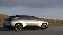 Faraday Future FF 91: l'anti Tesla debutta a Las Vegas [VIDEO] - Immagine: 14