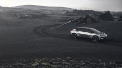 Faraday Future FF 91: l'anti Tesla debutta a Las Vegas [VIDEO] - Immagine: 16
