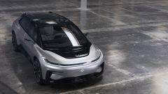 Faraday Future FF 91: dichiara un'autonomia di 700 km con una singola carica