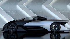 Faraday Future FFZERO1 concept - Immagine: 10