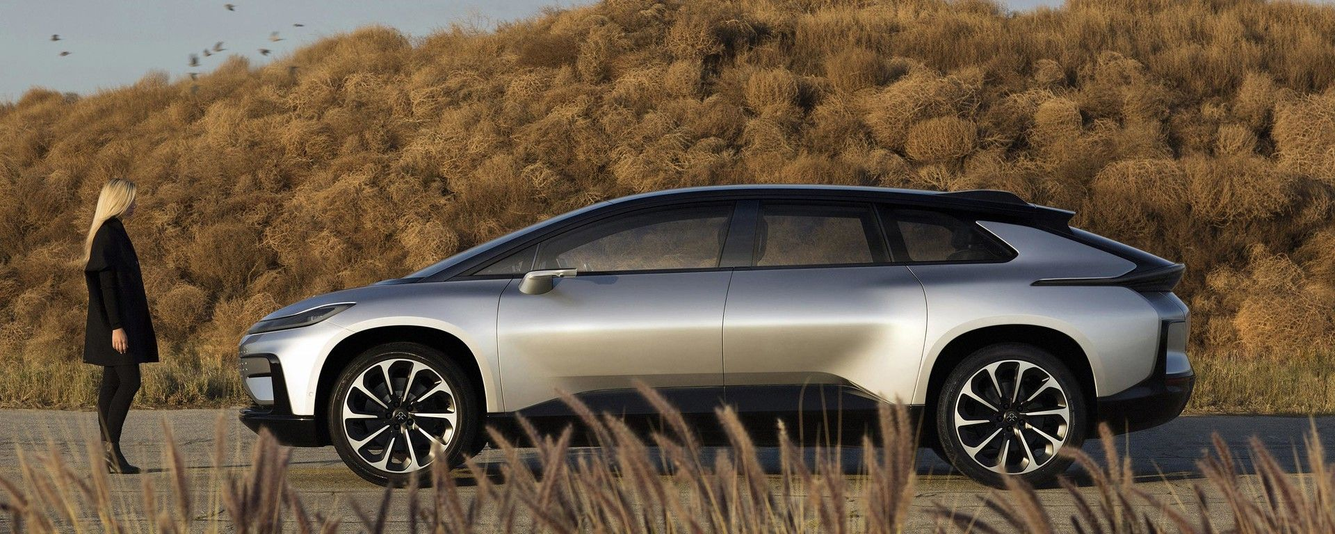Faraday Future: i tanti problemi dell'anti-Tesla da 1.050 CV