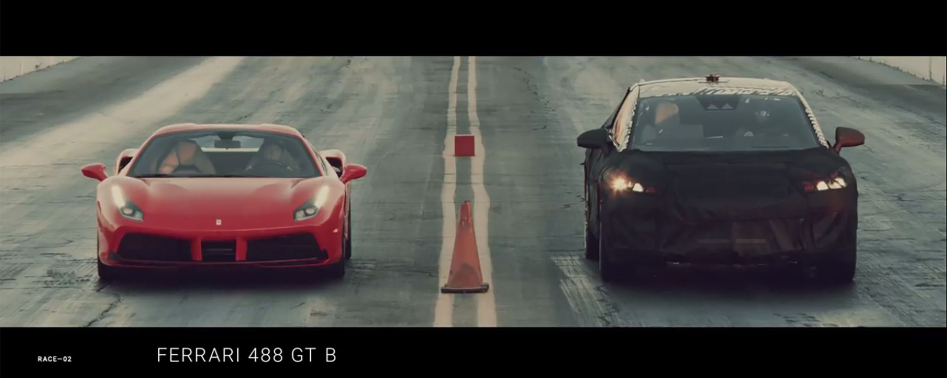 Faraday Future sfida Bentley Bentayga, Ferrari 488 GTB e Tesla Model X in una drag race