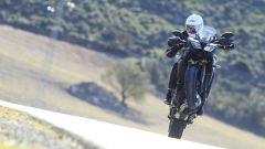 Fare turismo con la Yamaha Tracer può essere parecchio divertente...