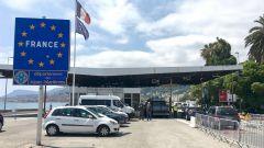 Fase 2, riapre il confine Italia-Francia