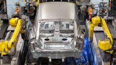 Fasi di produzione di Nissan Qashqai
