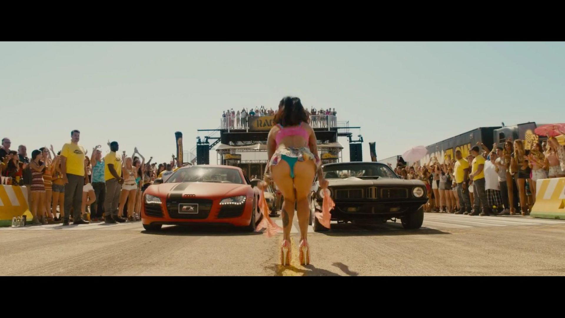Video Furious 7 Il Trailer Motorbox