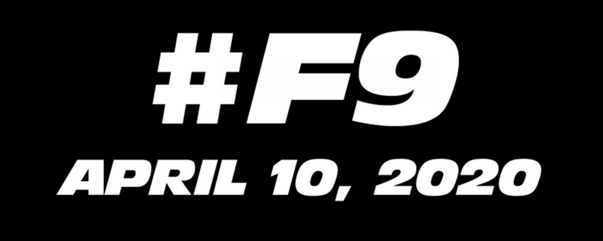 Fast and Furious 9: la Universal posticipa l'uscita al 2020