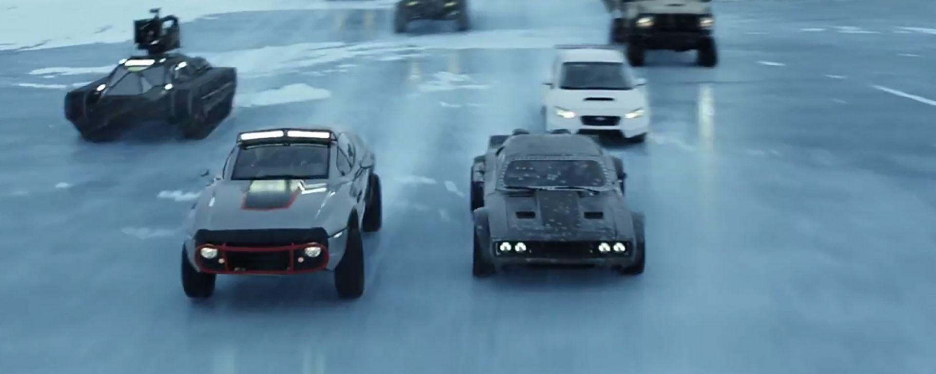 Fast & Furious 8: il nuovo trailer