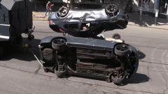 Fast & Furious 9 - The Fast Saga: una scena del dietro le quinte