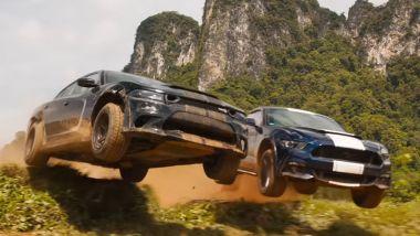Fast & Furious 9 - The Fast Saga: una scena del film