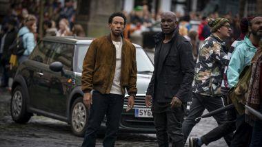 Fast & Furious 9: una scena del film