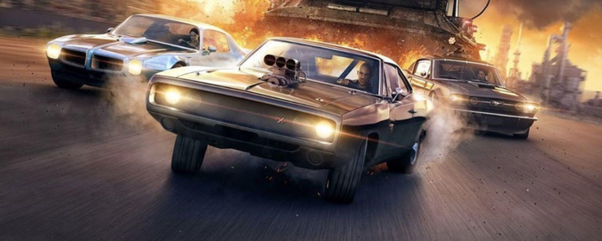 Fast & Furious Crossroads: il videogioco uscirà il 7 agosto