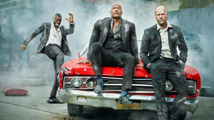 Fast & Furious: Shaw e Hobbs, spin-off con The Rock e Jason Statham
