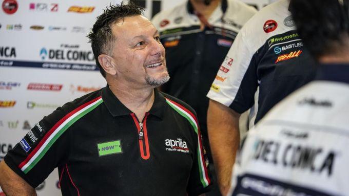Fausto Gresini (Aprilia Racing)