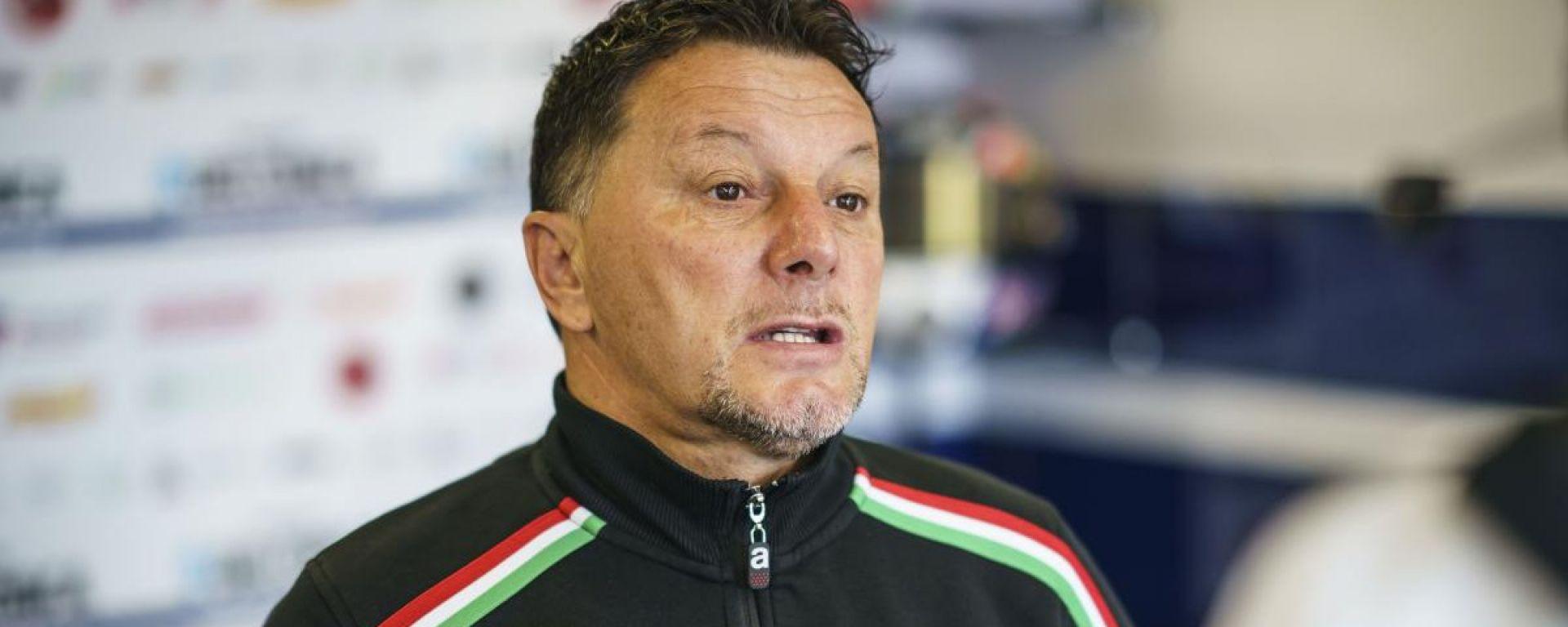 Fausto Gresini, Aprilia Racing