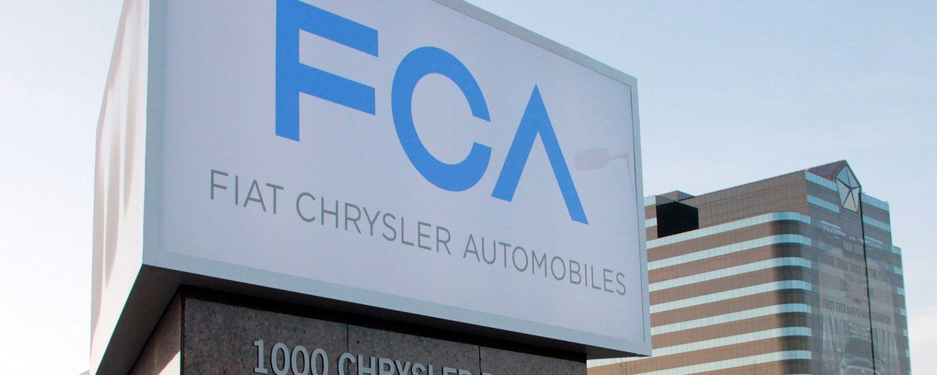 FCA, accordo sulle emissioni del diesel negli USA