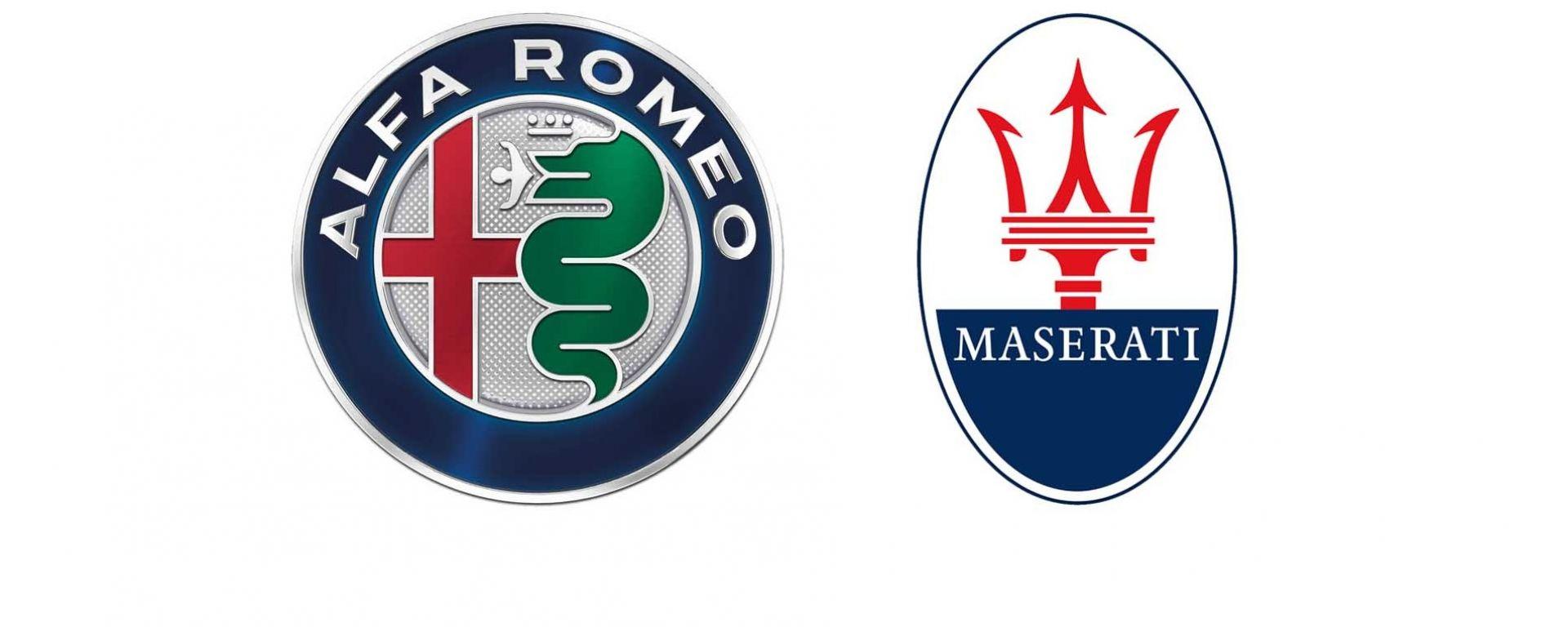 FCA pensa allo scorporo di Alfa Romeo e Maserati