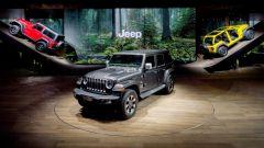 FCA: al via un progetto-pilota di car sharing con le Jeep