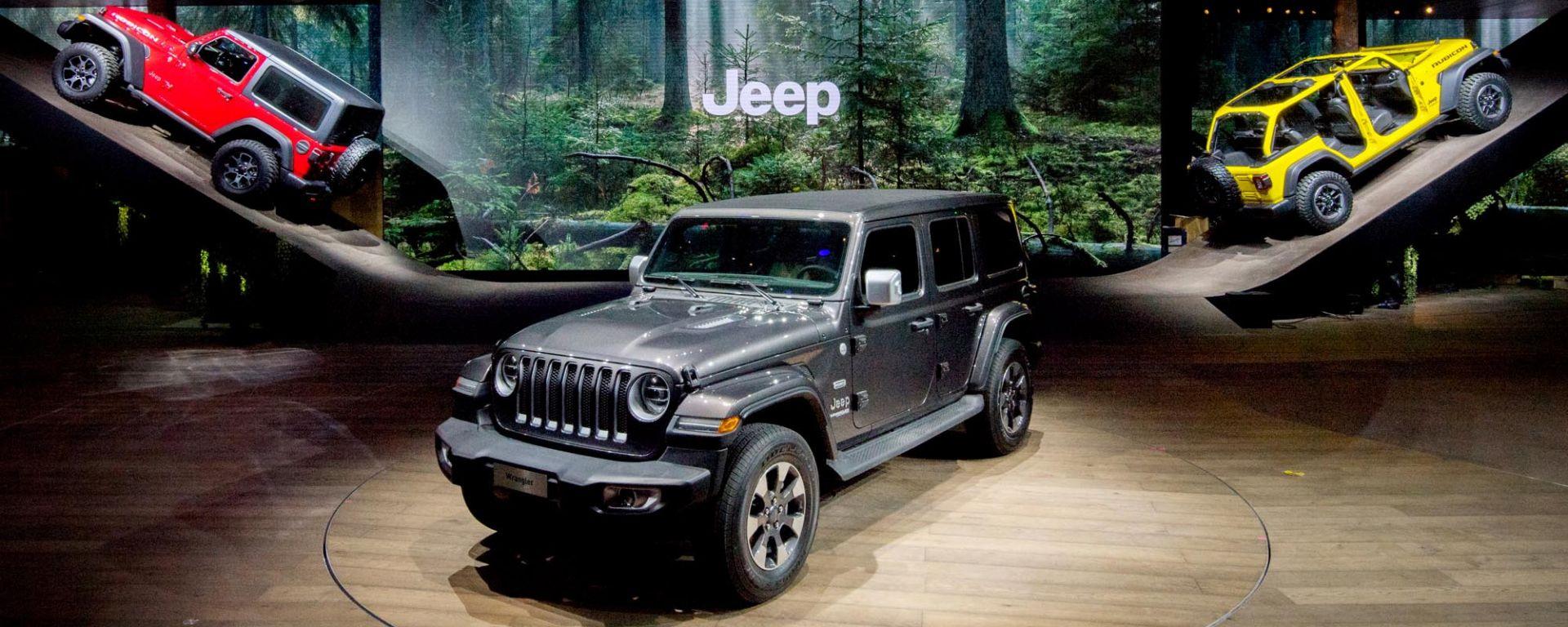 FCA: un car sharing negli USA con le Jeep... dei clienti