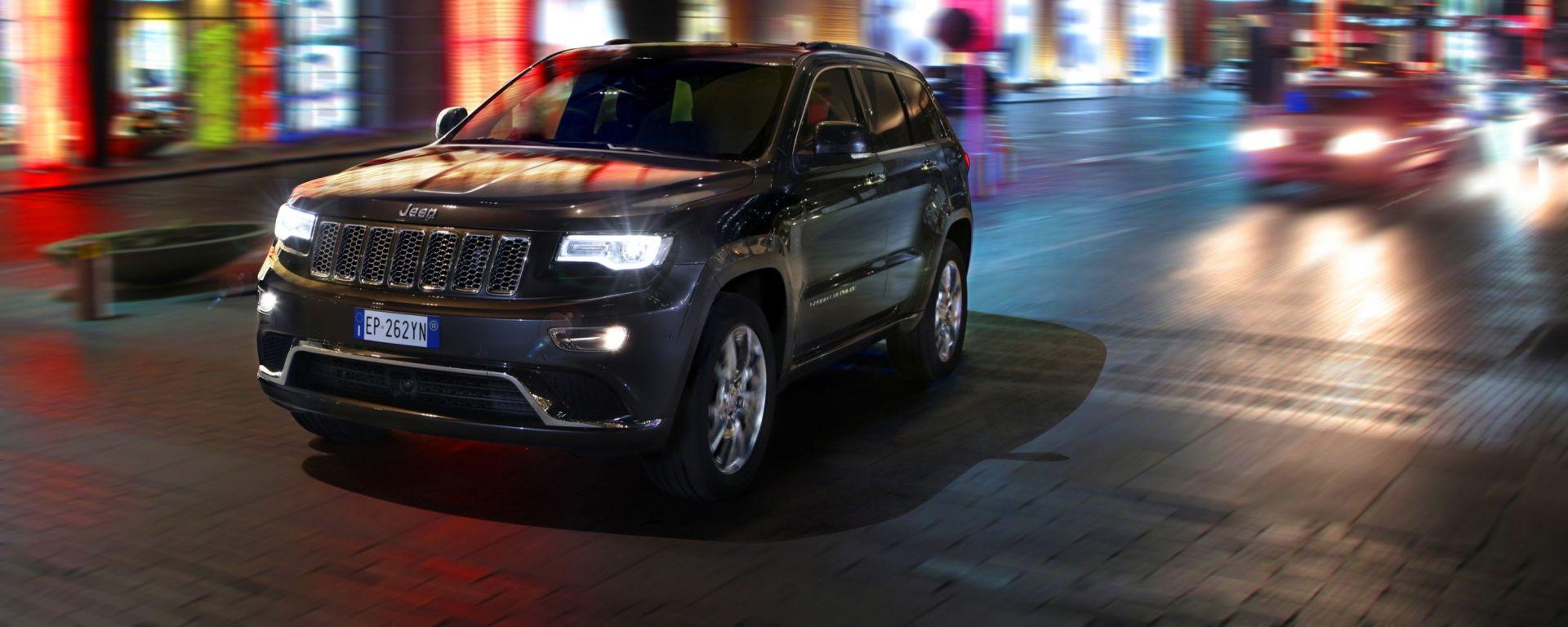 FCA colpita dal dieselgate: sotto accusa la Jeep Grand Cherokee