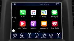 FCA: dal 2016 saliranno a bordo CarPlay e Android Auto - Immagine: 1