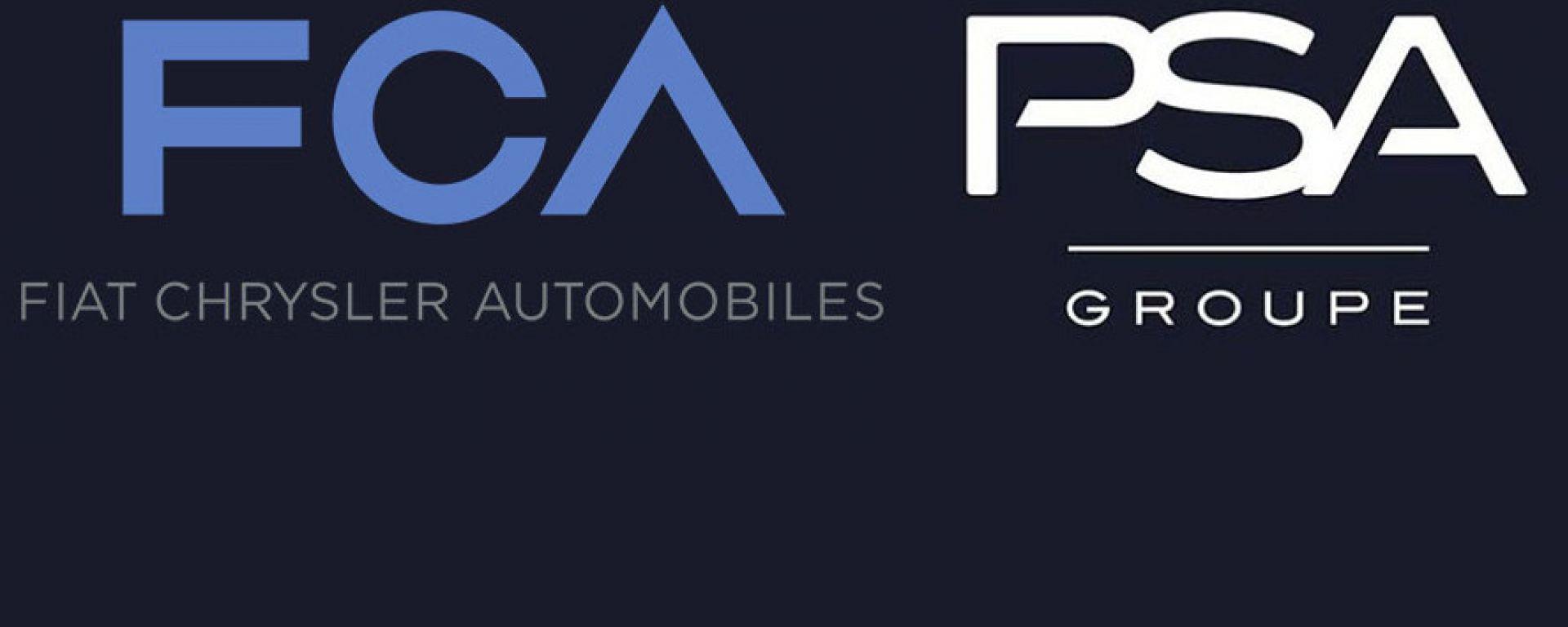 FCA e PSA, trattative in corso