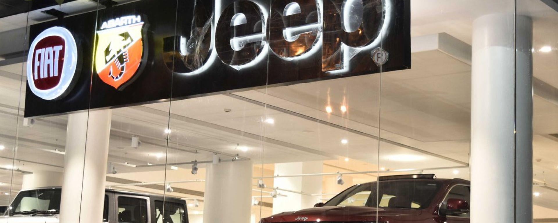 FCA, in India fuori Fiat, dentro Jeep