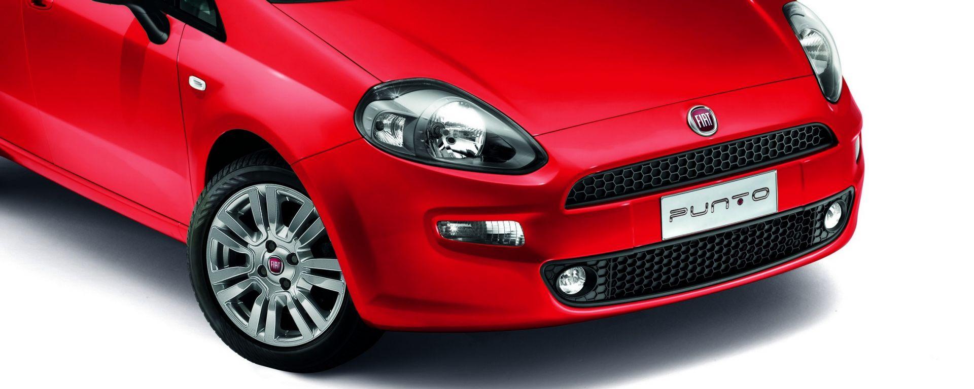 FCA: la Fiat Punto manda in cassa integrazione gli operai