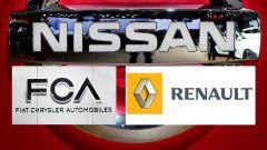 FCA-Renault, Nissan è d'accordo con la fusione. Le dichiarazioni