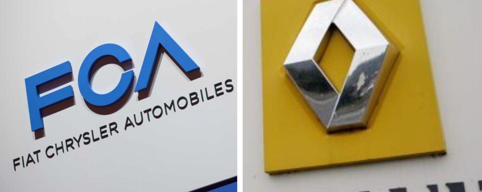 FCA, un possibile futuro insieme a Renault-Nissan?