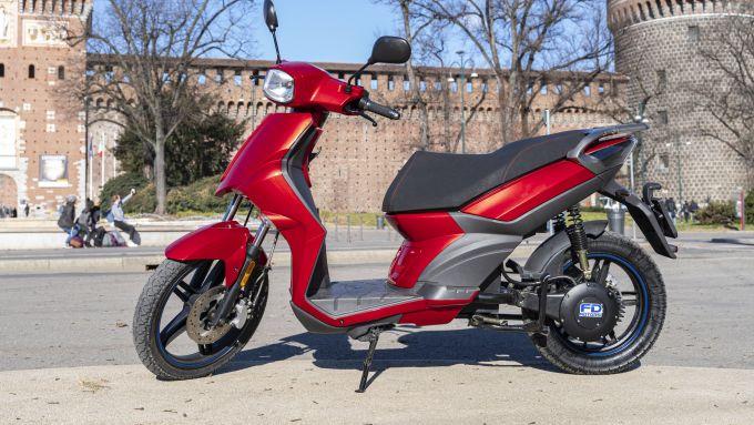 FD Motors F3-E e F5-E, scooter elettrici per la città