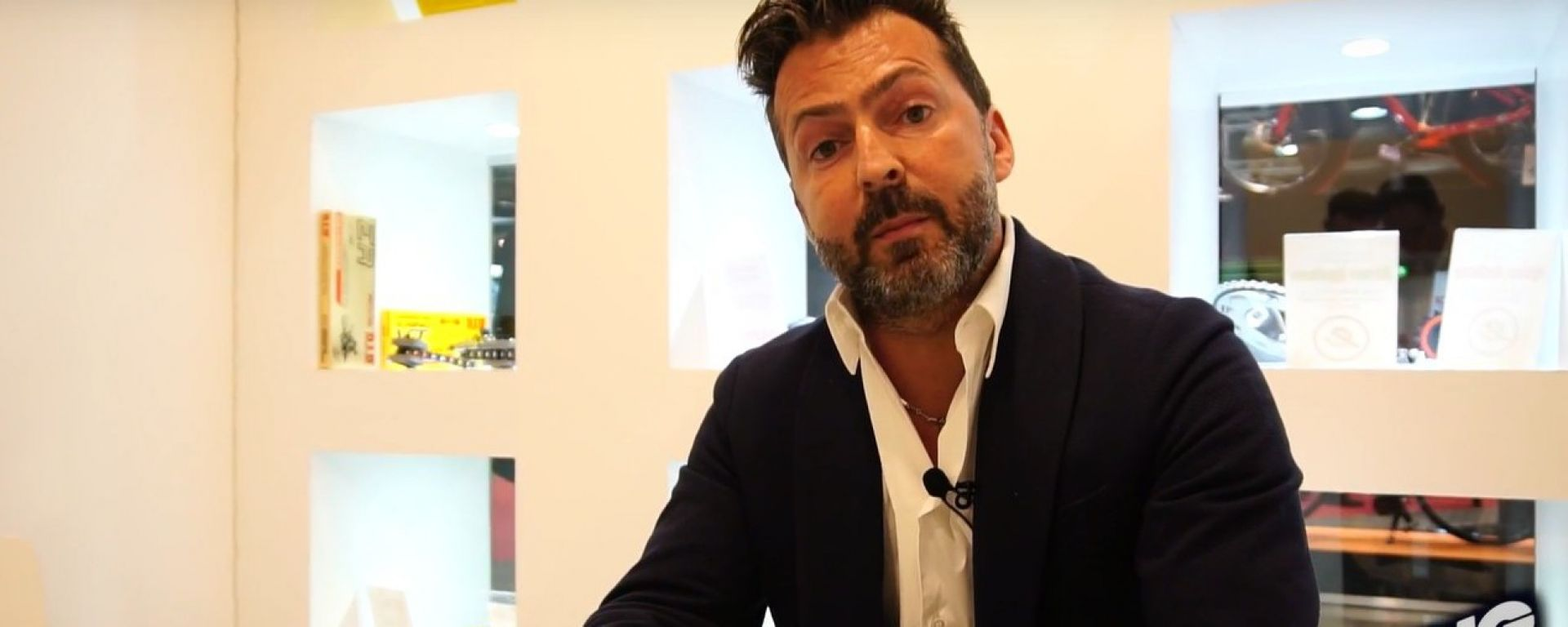 Federico Arbizzani, Sales Manager Motorcycles Dept. Ogni Bene