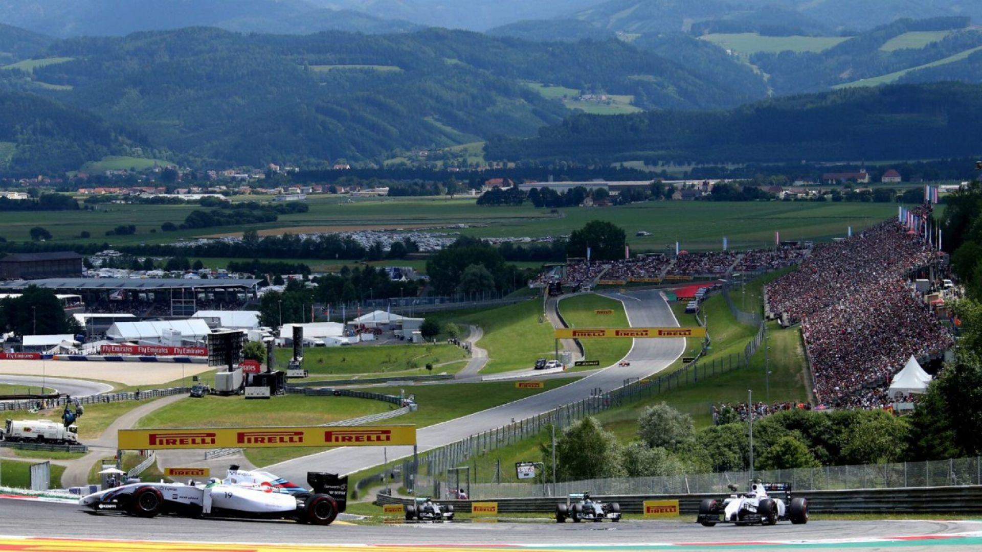 Circuito Formula 1 Austria : F news gp austria red bull ring la guida alla gara