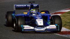 Felipe Massa - debutto in F1 con la Sauber C21 (2002)